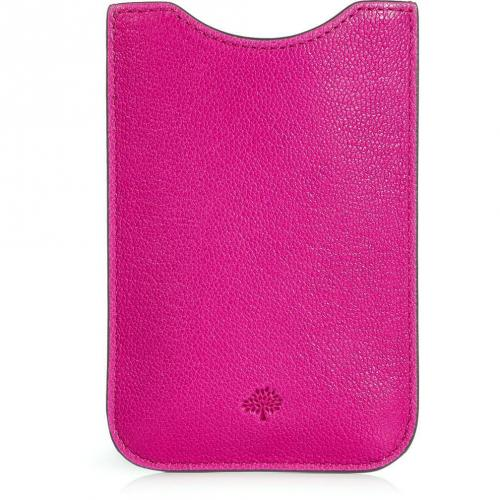 Mulberry Mulberry Pink iPhone Cover