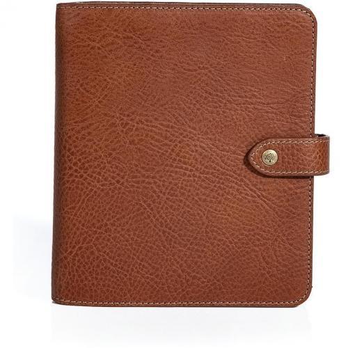 Mulberry Oak Leather Agenda
