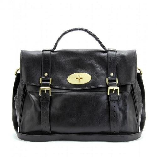 Mulberry Oversized Alexa Ledertasche