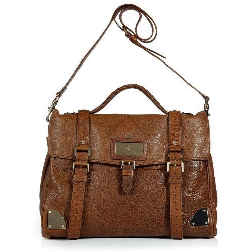 Mulberry Shiny Oak Oversized Travel Bag