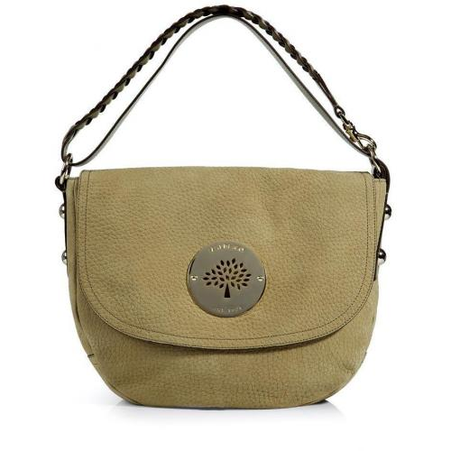 Mulberry Summer Khaki Daria Satchel Bag