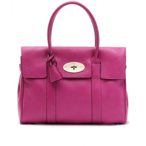 Mulberry Bayswater in Violett / Lila