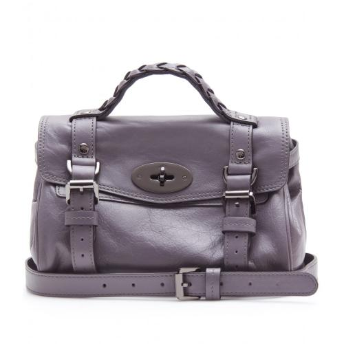Mulberry Mini Alexa Violett