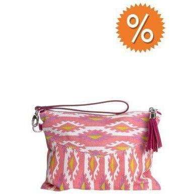 MW Matthew Williamson Clutch pink