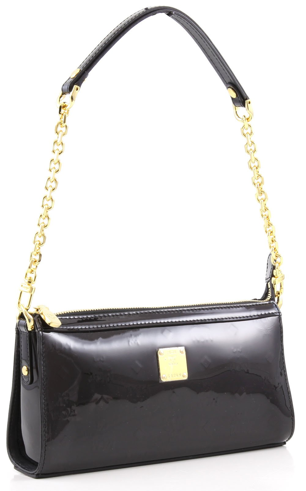MCM Abendtasche Ivana Patent Small