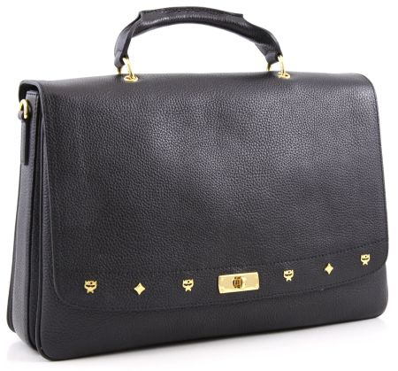 MCM Aktentasche First Lady Top Handle Large