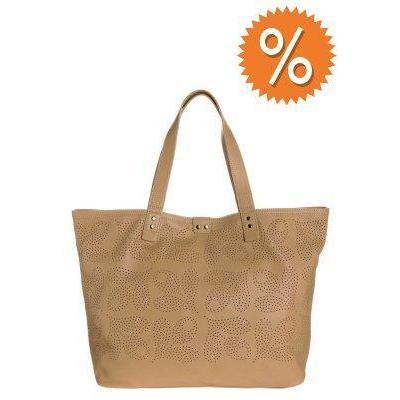 Orla Kiely ACORN Shopping bag almond
