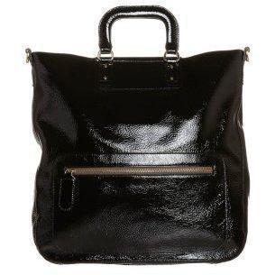 Orla Kiely BURDOCK BAG Shopping Bag schwarz