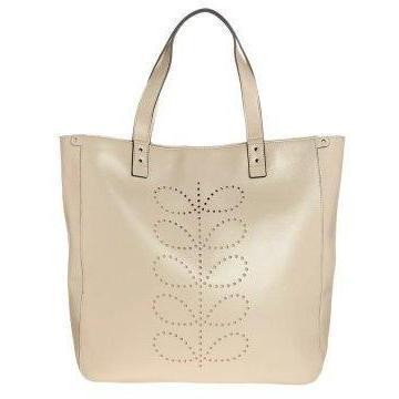 Orla Kiely Shopping bag chalk