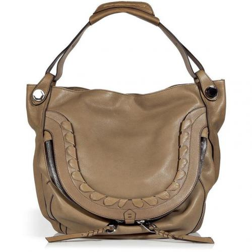 Oryany Natural Cassi Shoulder Bag