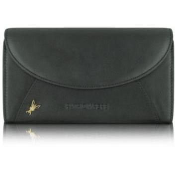 Patrizia Pepe Brieftasche aus Leder mit Münzfach