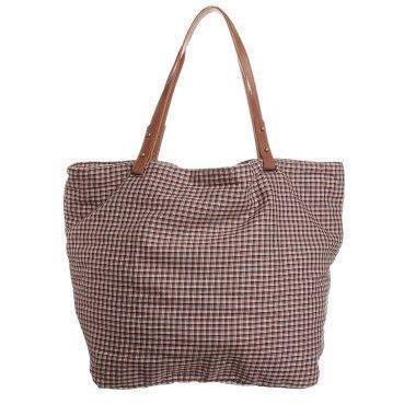 Petite Mendigote CHLOE TARTAN Shopping Bag rot/blau