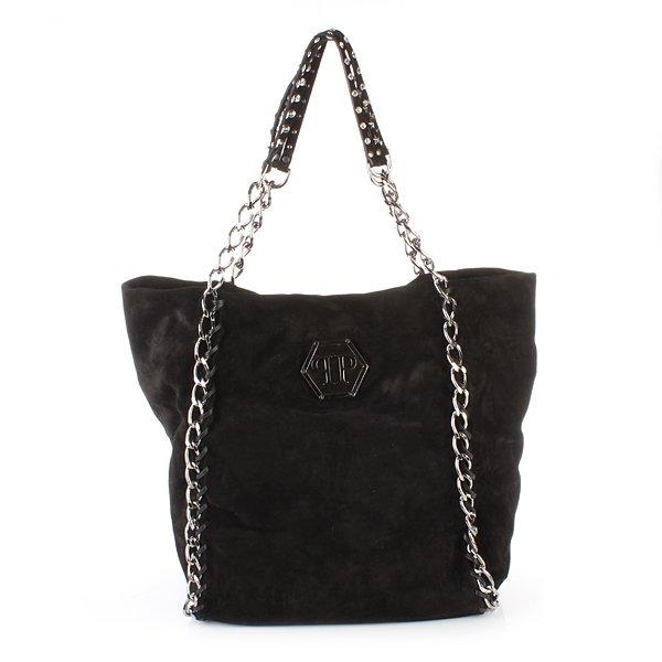 Shopper L Skullicious Black