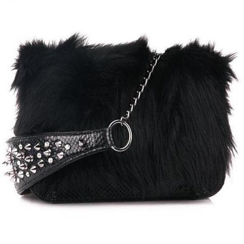 Philipp Plein Hand Bag Hunter Black