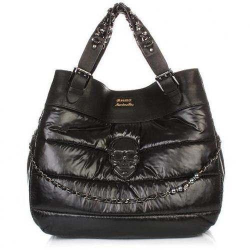 Philipp Plein Handbag Monster Black