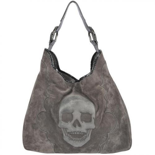 Philipp Plein Tote Bag Skull