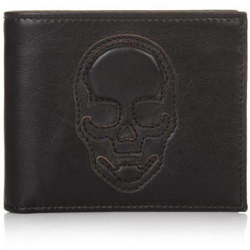 Philipp Plein Wallet Darkness Black