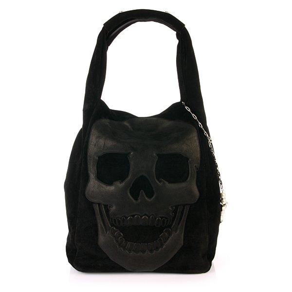 MULTIFEED_START_3_Bag Gummy Skull BlackMULTIFEED_END_3_