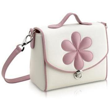 Pineider Snack Tasche in pink