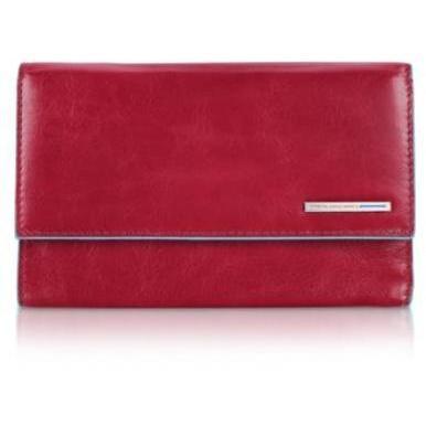Piquadro Blue Square - Brieftasche aus Leder