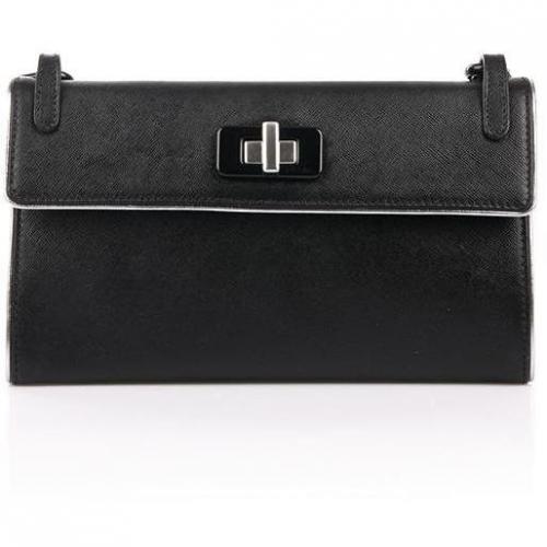 Prada Plain Coil Chain Should Bag
