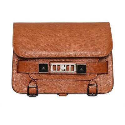 Proenza Schouler - Ps11 Klassische Textured Leder Tasche