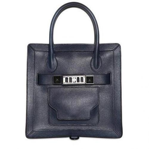 Proenza Schouler - Ps11 Kleine Textured Leder Tasche