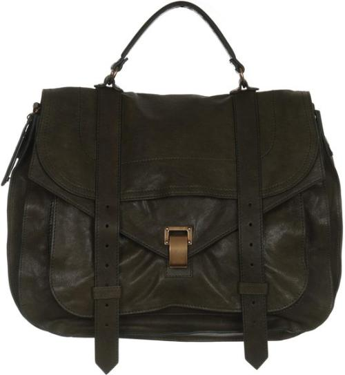 Proenza Schouler Extra Large PS1 Military