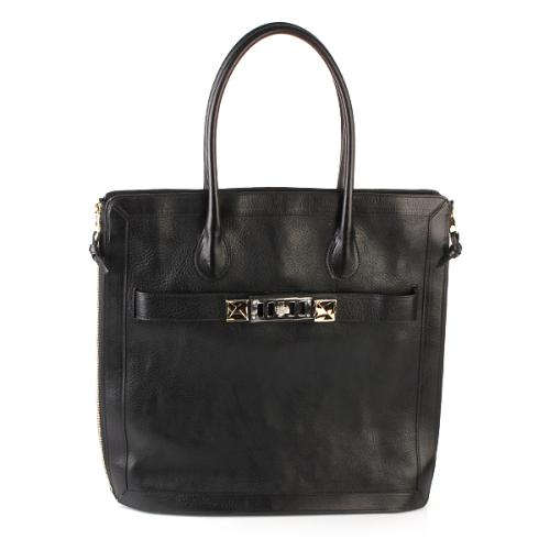 Proenza Schouler Tote Leather Black