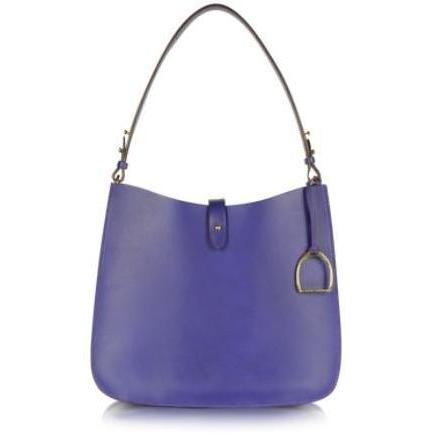 Ralph Lauren Collection Saddle - Handtasche aus Leder