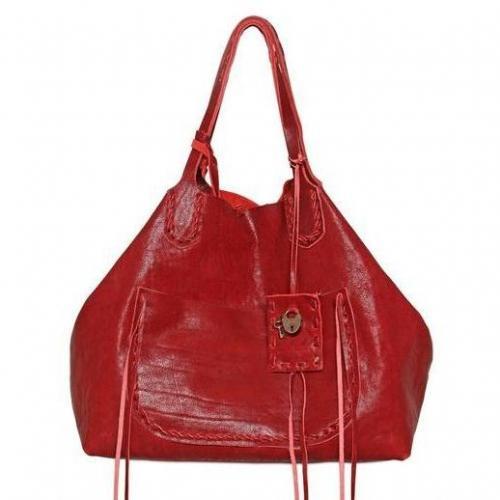 Ralph Lauren - Superweiche Leder Handtasche