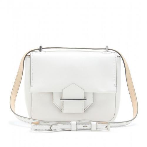 Reed Krakoff Standard Mini-Schultertasche Aus Leder Weiß