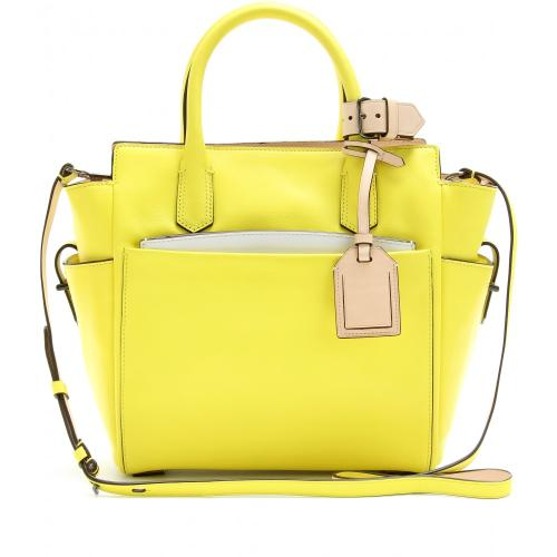 Reed Krakoff Mini Atlantique Henkeltasche Gelb