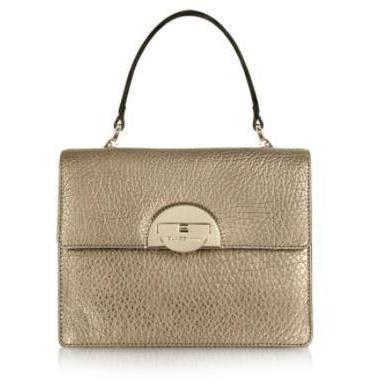 Roberto Cavalli Class - Handtasche aus Leder