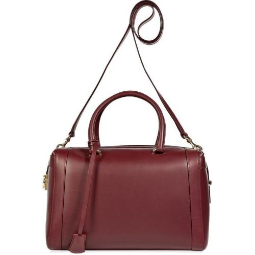 Salvatore Ferragamo Bordeaux Marilyn Bag