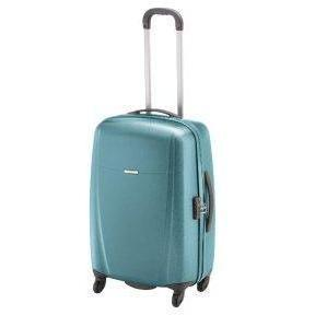 Samsonite BRIGHT LIFE DIAMOND SPINNER Trolley / Koffer türkis