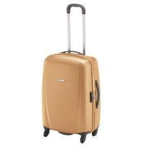 Samsonite BRIGHT LITE DIAMOND SPINNER Trolley / Koffer ochre