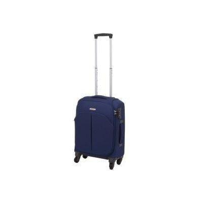 Samsonite CORDOBA DUO TRAVEL 4ROLLENKABINENTROLLEY Trolley / Koffer blau
