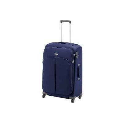 samsonite cordoba duo travel 4rollentrolley trolley koffer blau. Black Bedroom Furniture Sets. Home Design Ideas