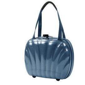 Samsonite COSMOLITE BEAUTY CASE Kosmetiktasche blau