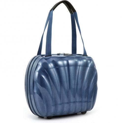 Samsonite Cosmolite Kosmetikkoffer blau
