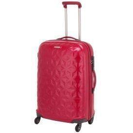 Samsonite ESSENSIS 4ROLLENTROLLEY Trolley / Koffer pink