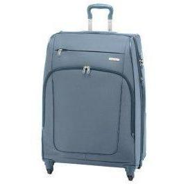 Samsonite XPRESSION SPINNER Trolley / Koffer blau