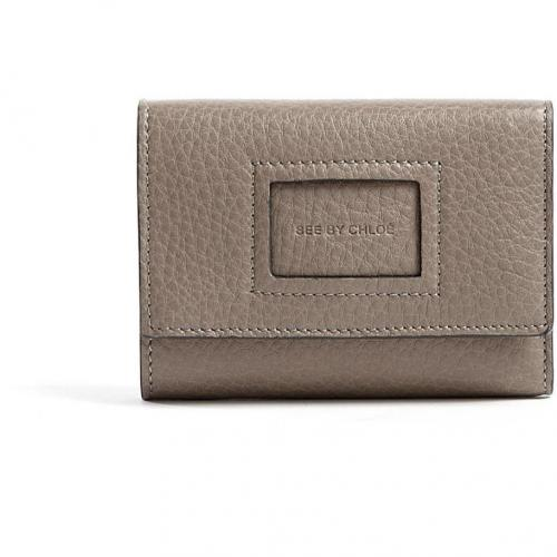 See by Chloe Alix Three Fold Leather Wallet