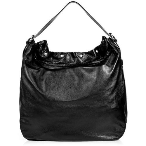 See by Chloe Black Leather Adele Hobo Bag