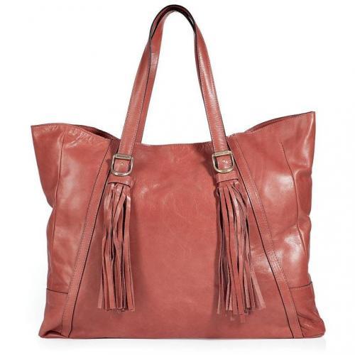 See by Chloe Terracotta Shoulder Bag