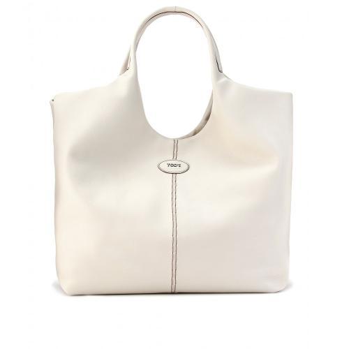 Shopper Grande Weiß 24 von Tod's
