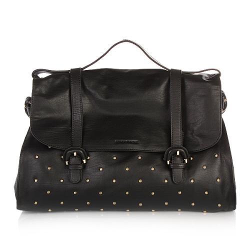 Sonia Rykiel Sac Rabat GM Handbag Noir
