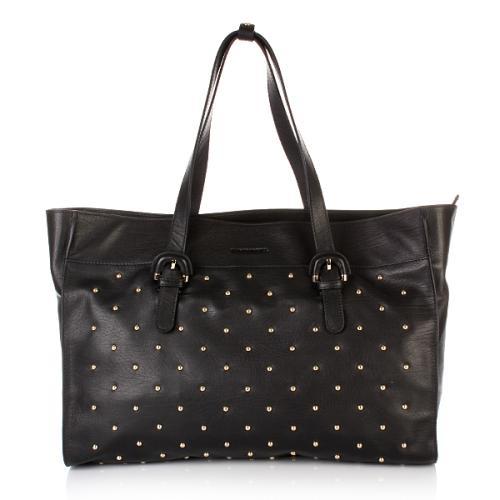 Sonia Rykiel Cabas GM Shopping Bag Noir