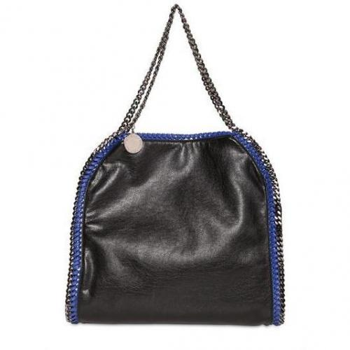 Stella McCartney - Medium Falabella Galway Faux Leder Tasche